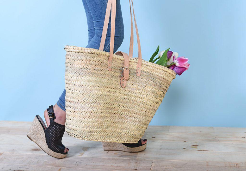 Le panier : le sac de notre été !